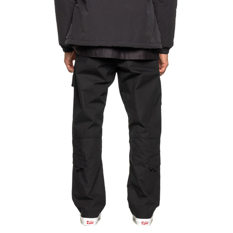 WTAPS Modular / Trousers / Cotton. Weather Black, Bottoms