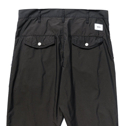 WTAPS Modular / Trousers. Nyco. Typewriter Black, Bottoms