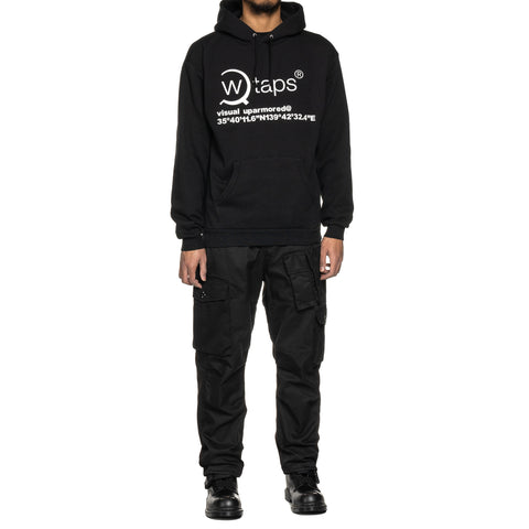WTAPS OG Hooded Sweatshirt Black, Sweaters