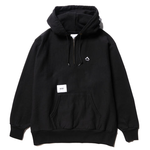 WTAPS Outrigger 01 / Sweatshirt . Copo Black, Sweaters