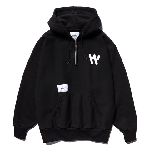 WTAPS Outrigger / Sweatshirt . Copo Black, Sweaters