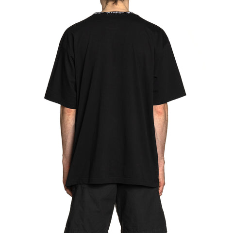 WTAPS PYK. Design SS 01 / Tee. Cotton Black, T-Shirts