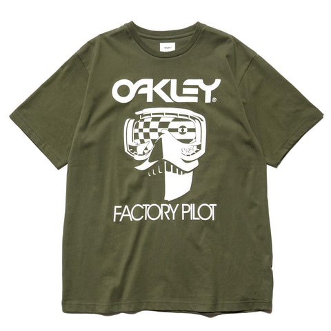 WTAPS Factory Pilot. Design SS 06 / Tee. Cotton. Oakley Dark Brush, T-Shirts