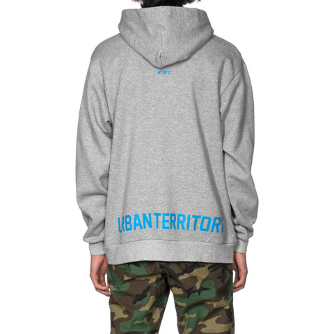 WTAPS Platoon / Sweatshirt. Cotton. Gray, Sweaters