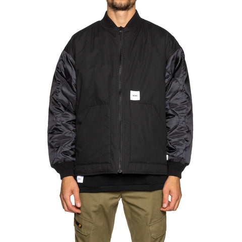 WTAPS Sheds / Jacket / Cotton. Weather Black, Outerwear