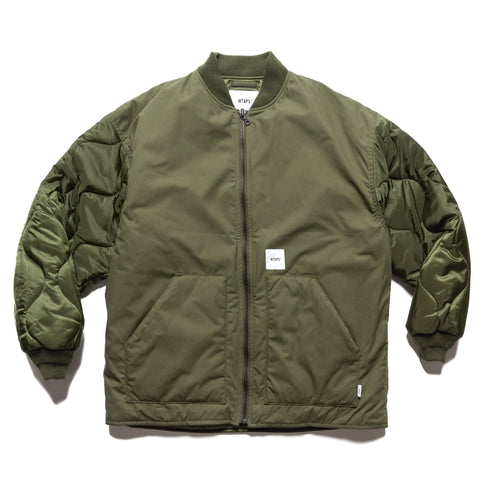 WTAPS Sheds / Jacket / Cotton. Weather Olive Drab, Outerwear