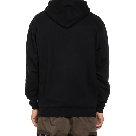 WTAPS Side Effect Hooded Sweater Black, Sweaters