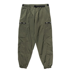 WTAPS Tracks / Trousers . Nylon . Tussah . Supplex Olive Drab, Bottoms