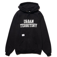 WTAPS Urban Territory. Design Hooded / Sweatshirt. Copo Black, Sweaters