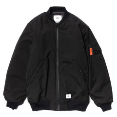 WTAPS W1 / Jacket . Nypo . Twill Black, Outerwear