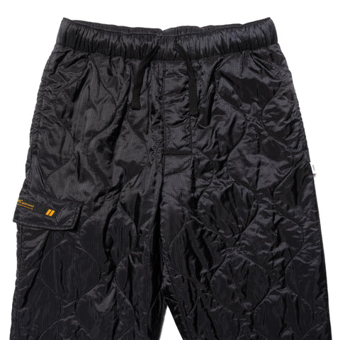WTAPS WLT / Trousers . Nylon . Ripstop Black, Bottoms