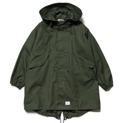 WTAPS WM-51 / Jacket. Nyco. Oxford Olive Drab, Jackets