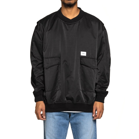 WTAPS WTP / Jacket. Nyco. Ratine Black, Outerwear