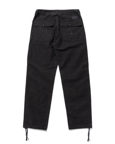 WACKO MARIA Baker Pants Black, Bottoms