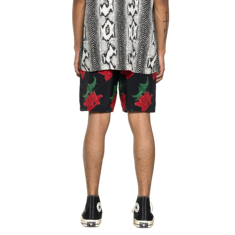 WACKO MARIA Hawaiian Shorts (Type-1) Black, Bottoms