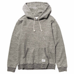 Wacko Maria Pullover Hooded Sweat Shirt (Type-3) Gray, Sweaters