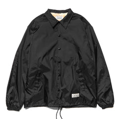 WACKO MARIA x Wolfs Head BOA Coach Jacket Black, Jackets