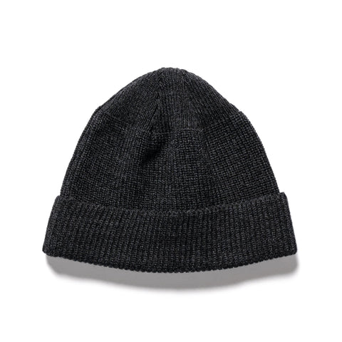 HAVEN Watch Cap - Wool Charcoal, Headwear