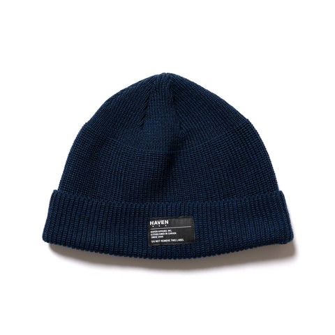 HAVEN Watch Cap - Wool Navy, Headwear