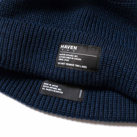 HAVEN Watch Cap Navy, Headwear