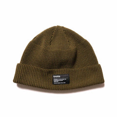 HAVEN Watch Cap - Wool Olive, Headwear