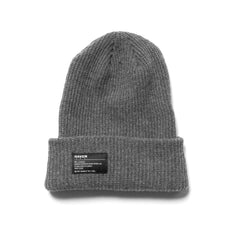HAVEN Cashmere Watch Cap Gray