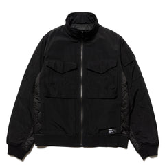 HAVEN Weapons Bomber - Primaloft® Cotton Nylon Black, Outerwear