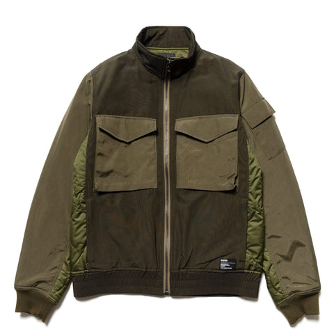 HAVEN Weapons Bomber - Primaloft® Cotton Nylon Olive, Outerwear