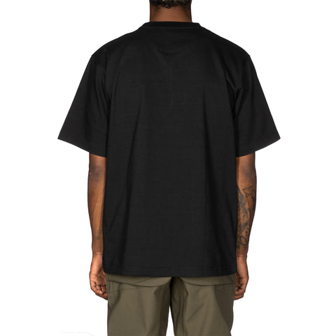 White Mountaineering Big Pocket T-Shirt Black, T-Shirts
