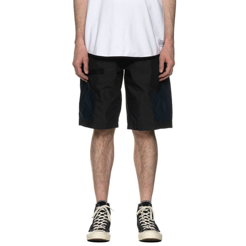White Mountaineering Cargo Short Pants Black, Bottoms