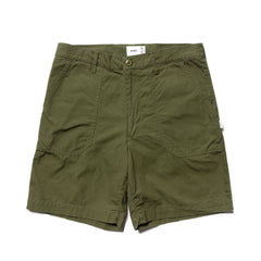 WTAPS Buds Shorts / Shorts. Cotton. Ripstop Olive Drab, Bottoms
