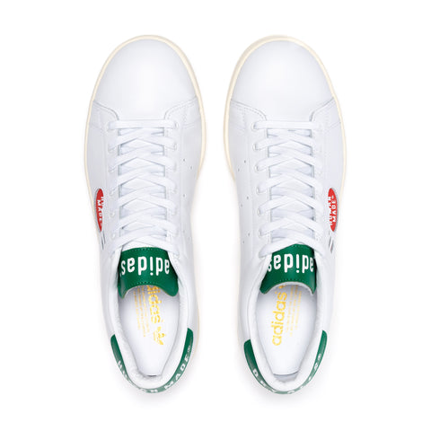 adidas x Human Made Stan Smith White/Green, Footwear