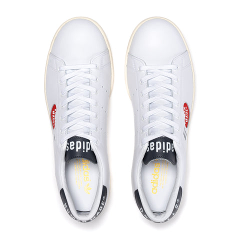 adidas x Human Made Stan Smith White/Onyx, Footwear