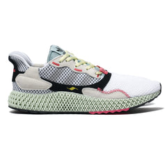 adidas Consortium ZX 4000 4D CLOUD WHITE/ GRAY/ LINEN GREEN, Footwear