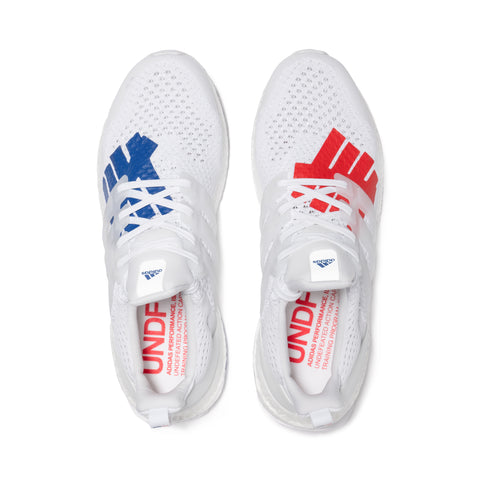 adidas Consortium x UNDFTD Ultraboost White/Red/Collegiate Royal, Footwear