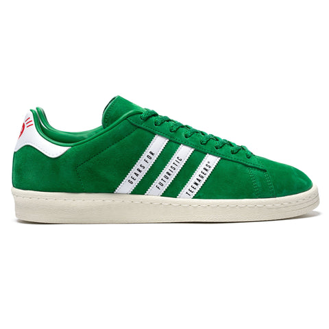 adidas x Human Made Campus Light Green, Footwear