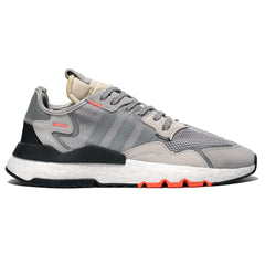 adidas Nite Jogger Gray/Orange, Footwear