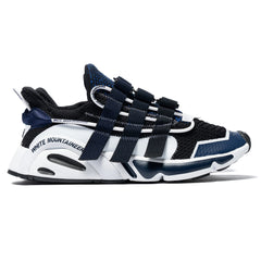 adidas x White Mountaineering LXCON Navy, Footwear