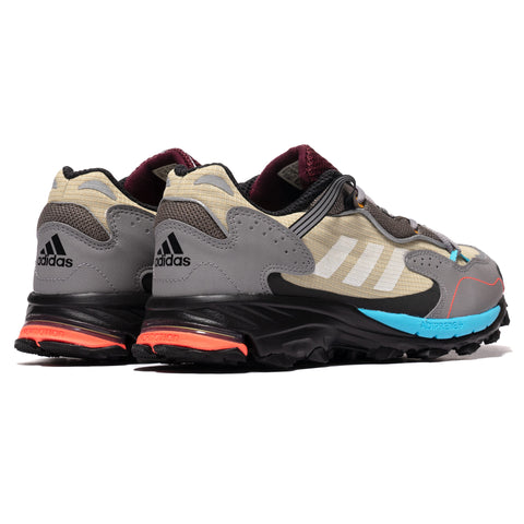 adidas Response Hoverturf GF6100AM Grether/White/Maroon, Footwear