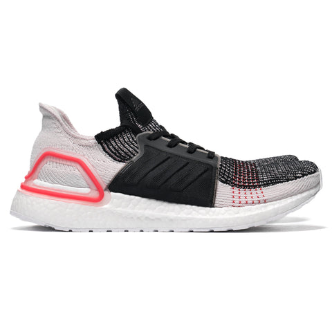 adidas Ultra Boost 19 Core Black/ Laser Red, Footwear