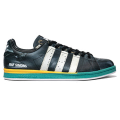 adidas x Raf Simons Samba Stan Core Black/FTW White/Bright Blue, Footwear