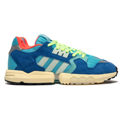 adidas ZX Torsion Bright Cyan/Linen Green/Blue, Footwear