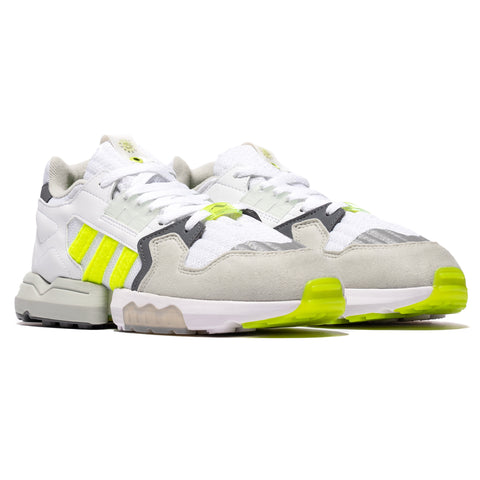 adidas ZX Torsion Footpatrol White/Yellow, Footwear