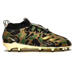 adidas x A Bathing Ape Cleats Gold/White, Footwear