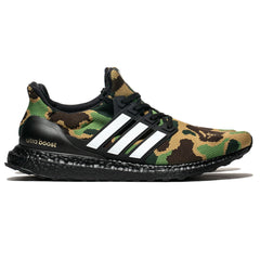 adidas x A Bathing Ape UltraBoost Camo/Core Black, Footwear
