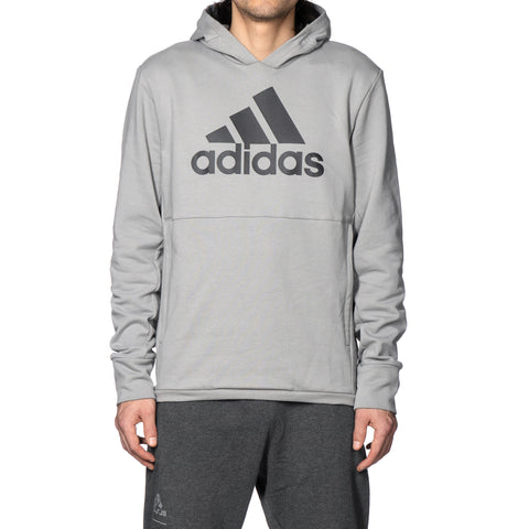 adidas x UNDEFEATED Tec Hoodie Shift Gray, Sweaters