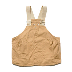 hobo Cotton Twill Gardener Vest by Land and B.C. Beige, Vests