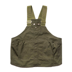 hobo Cotton Twill Gardener Vest by Land and B.C. Olive, Vests