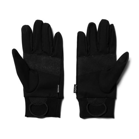 hobo Nylon Knit Gardener Gloves by Grip Swany Black, Accessories