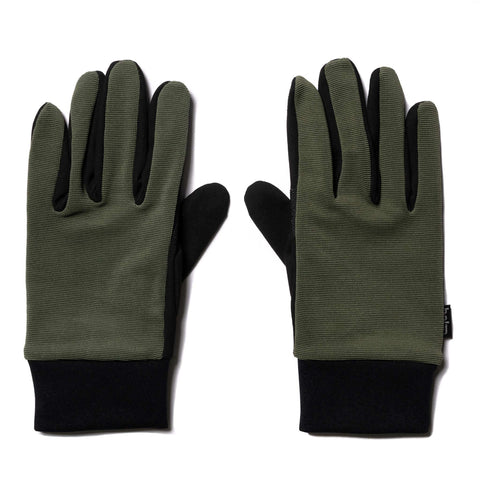 hobo Nylon Knit Gardener Gloves by Grip Swany Olive, Accessories